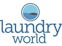 Laundry Process Assistant . Shifts Mon to Sun. shifts 8am to 1pm, 1pm to 6pm, 6pm to Midnight