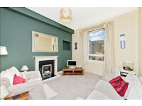 One-bedroom first-floor flat in popular area