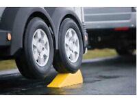 Traileraid tyre change ramp