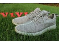 Barnd New Adidas yeezy 350 Private moonrock boost best with original box