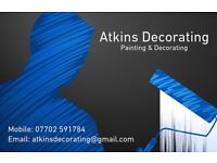 Atkins Decorating: Husband and Wife Painting & Decorating Team