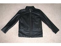 Ladies real leather jacket by Lakeland Leather, England