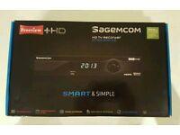 Sagemcom RTI95-500 Smart Freeview+ HD Digital TV Recorder - 500GB