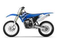 yamaha yzf 250 engine parts needed