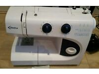 Delta different pattern electric sewing machine in box