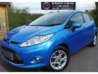2012 61 FORD FIESTA 1.2 ZETEC 5DR - VERY LOW MILES - 8 SERVICES - LOCAL CAR