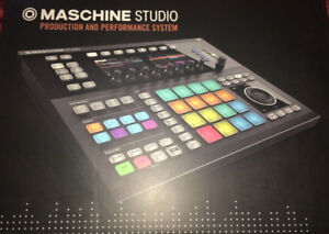 Maschine Studio Groove Production System
