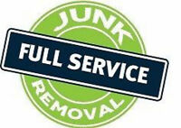 Junk Removal - Garbage,furniture,appliances,and more!