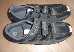 Specialized bike shoes, size EU44 (US 10.5), good condition