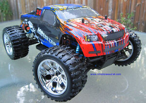 New RC Truck Brushless Electric  4WD LIPO 2.4G Kitchener / Waterloo Kitchener Area image 5