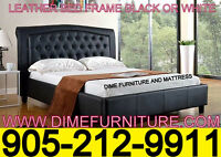 QUEEN OR DOUBLE SIZE BED FRAME ONLY $499