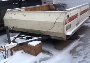 Great deal on utility trailer