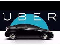 UBER READY TOYOTA PRIUS RENTALS FOR COMPETITIVE PRICES FROM £100