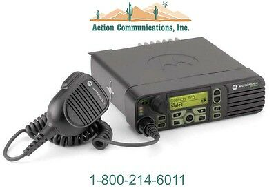 New Motorola Xpr 4550 Uhf 403-470 Mhz 25 Watt 1000 Channel Two Way Radio
