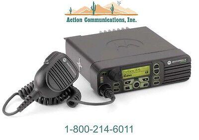 New Motorola Xpr 4550 Uhf 403-470 Mhz 40w 1000 Channel Two Way Radio