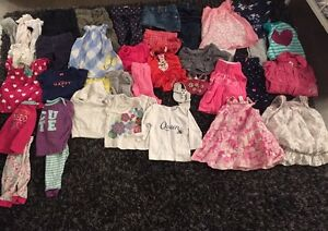 Girls size 6 month lot