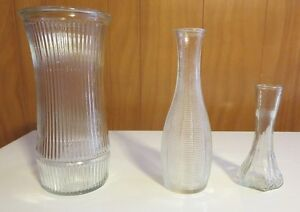 Vases - $12 for all three