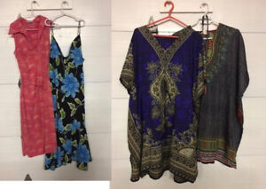 Ladies clothes in bulk sizes S, M and L