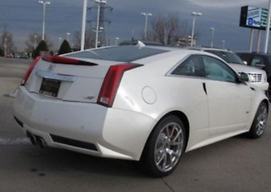 2011 Sporty CTS 4 Premium Cadillac 2 door Coupe Fully Loaded