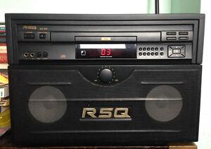 RSQ Echo-Pro All in One Karaoke Machine - 200 Watts!