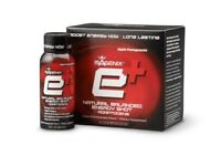 ISAGENIX e-Shot Natural Caffeine - Apple Pomegranate Flavour Box 360ml (6 Bottles x 60ml)