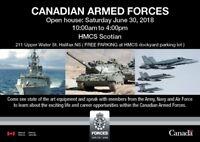Canadian Armed Forces Career Fair