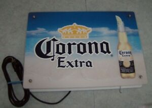 Molson Corona ArtLite Display
