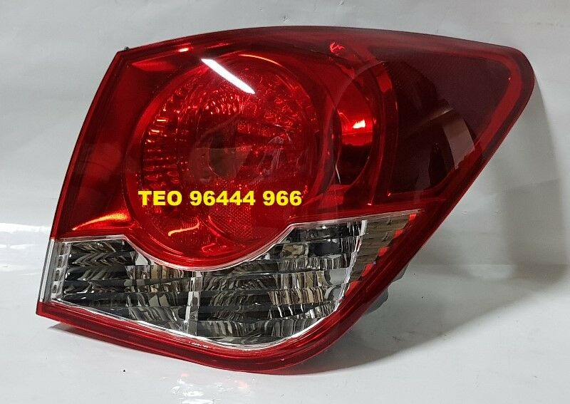 Chevrolet Cruze '2009 Onwards Tail Light / Tail Lamp (NEW)