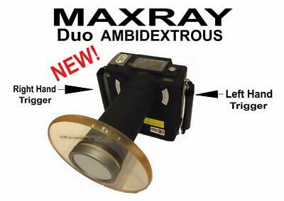 Maxray Duo Handheld Portable Dental Medical Veterinary Mobile X-ray Fda Approved