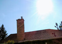 Eavestrough cleaning, shingle replacement, roof repairs