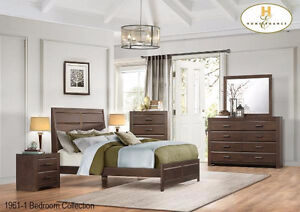 Just Arrived Beautiful New 7Pc Queen Bedroom Set