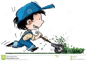 WANTED..STUDENT TO CUT GRASS THIS SUMMER..SMALL YARD!