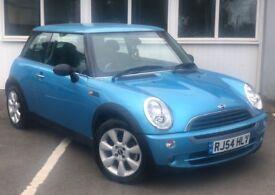 MINI One ONE (blue) 2004
