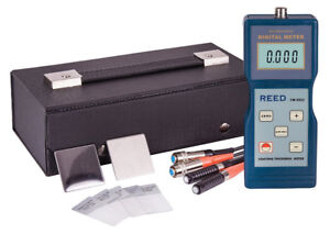 REED Instruments CM-8822 Coating Thickness Gauge, 0-1000µm/0-40m