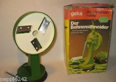 ++  geka - Der Bohnenschnieder  ++??