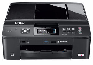 Brother MFC-J625DW Wireless Colour Inkjet Printer 4-in-1 Peterborough Peterborough Area image 1