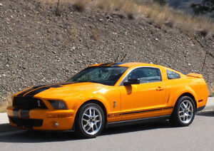 2008 Ford Mustang GT500 Coupe (2 door)