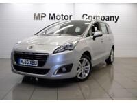 2015 65 PEUGEOT 5008 1.6 BLUE HDI S/S ACTIVE 5D 120 BHP DIESEL 6SP 7 SEATER MPV,