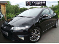 2011 (60) HONDA CIVIC 1.8 SI I-VTEC 5DR - 2 OWNERS - LOW MILES - FULL S/HISTORY