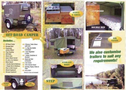 lightweight camper tent