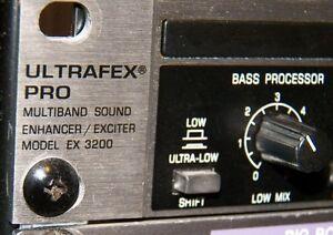 ULTRAFEX PRO  EX3200