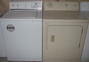 KENMORE WASHER AND WHIRLPOOL DRYER FOR SALE!