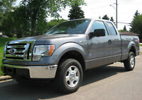 2012 Ford F150 XLT Supercab 4X4 NEW CONDITION ONLY 55,000 KM