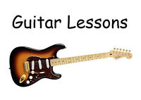 Guitar Lessons in North York! Fist lesson is Free!