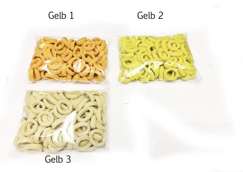 Gelb 2- 10 Stück