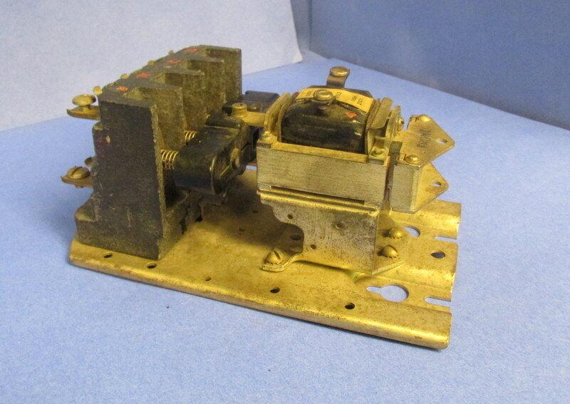 WARD LEONARD ELECTRIC A.C. MAGNETIC CONTACTOR 4451-30200