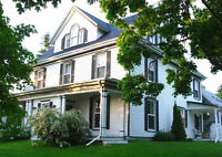 Spectacular historic home with riverview in beautiful setting