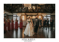 Full Day Wedding Photography $999  Corporate✓ Events✓ DISCOUNT%%