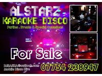 Professional Mobile Disco Karaoke Equipment For Sale