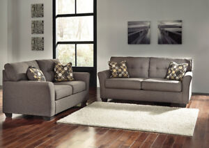 Ashley Tibbee Sofa /loveseat